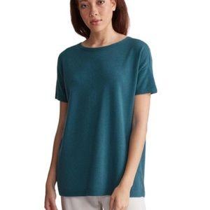 Eileen Fisher 100% Cashmere Nile Sweater Medium